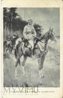 Marszalek Pilsudski na Kasztance