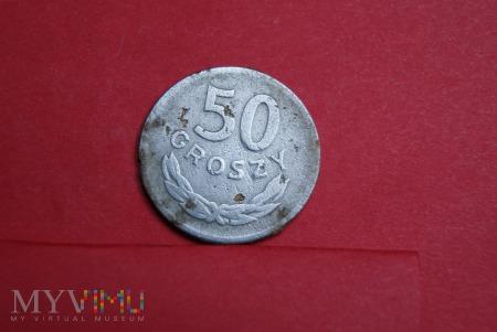 50 groszy 1949 RP