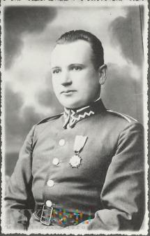 Wachmistrz Józef Żero 25 Pułk Ułanów Wielk.