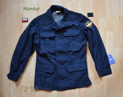 Mundury ćwiczebny oficerski MW 126A/MON