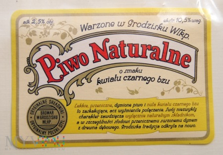Piwo Naturalne