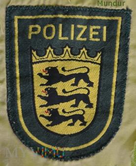 Emblemat Polizei Baden-Württemberg
