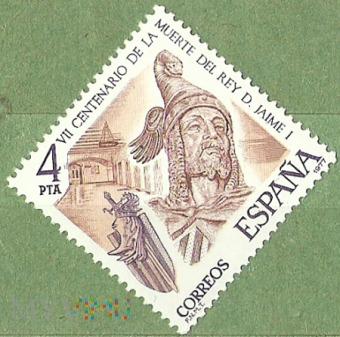 Jaime I d'Aragón