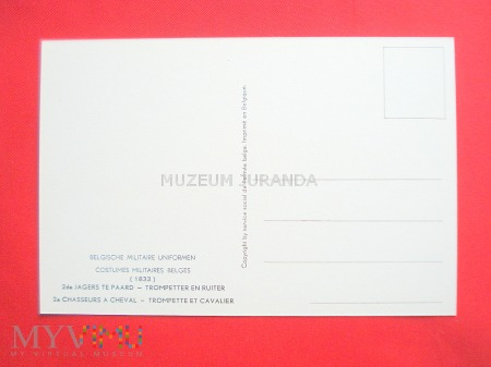 Kawaleria 1833