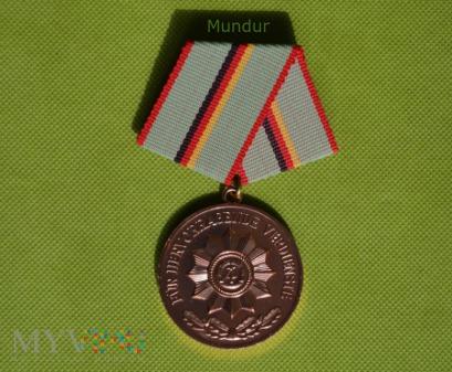 Medal brązowy für Hervorragende Verdienste