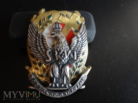 CIEKAWA odznaka SKW - NUMEROWANA