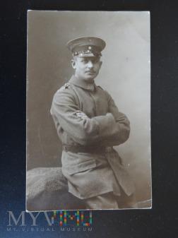 Duże zdjęcie Zdjęcie żołnierza - portretowe