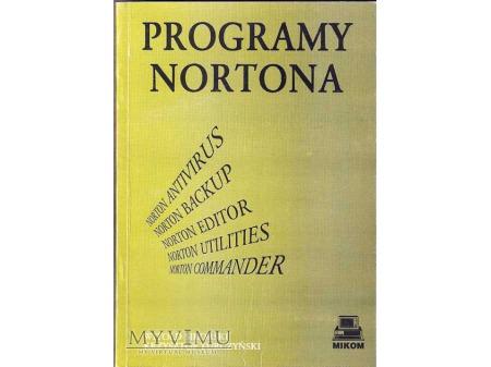 PROGRAMY NORTONA