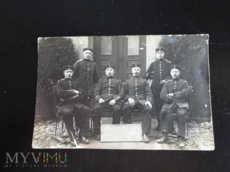 Duże zdjęcie Zdjęcie grupowe żołnierzy