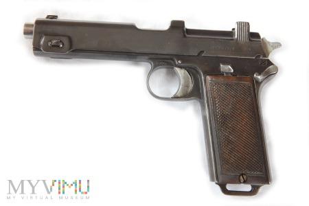 Pistolet Steyr Hahn M.12