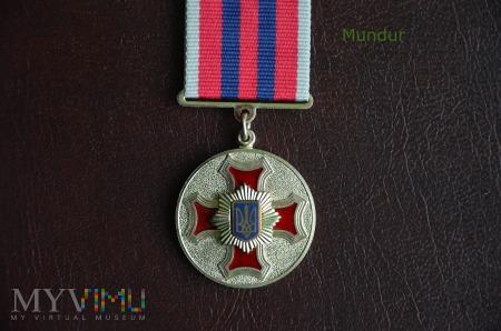 Medal ukraiński