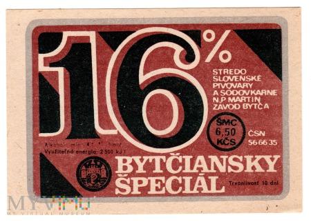 16% Bytčiansky Špeciál