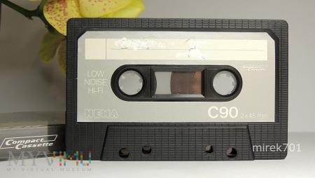 HEMA kaseta magnetofonowa
