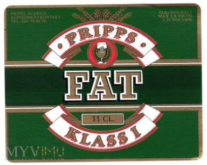 PRIPPS FAT