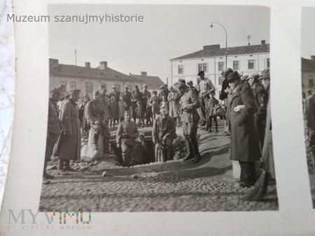 schron w Tarnowie 1939