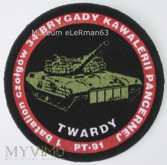 1 Batalion Czołgów 34.BKPanc. Żagań.