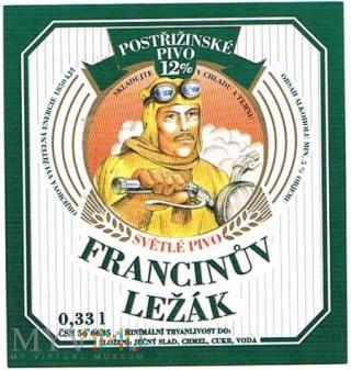 francinúv ležák