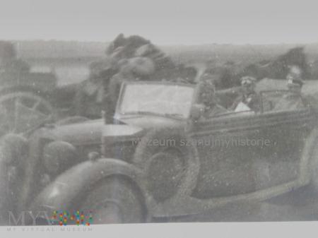 z wizytą wśród żołnierzy 1939
