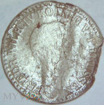 Fryderyk Wilhelm IV 1841-1861-1 S. GROSCHEN 1846
