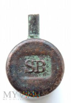 Łuska 9 mm SB Lafaucheux