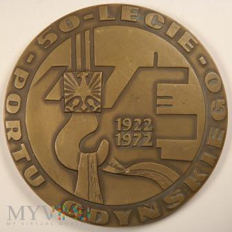 1972 - 22/72 - Port Gdyński - 50 lat