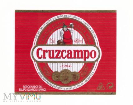 Hiszpania, Cruzcampo