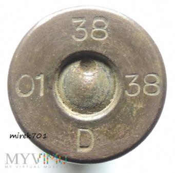 Łuska 6,5x54R Mannlicher 38 38 D 01