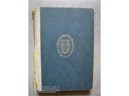 Mein goldenrs Buch.-H.Lons.-1901 r.
