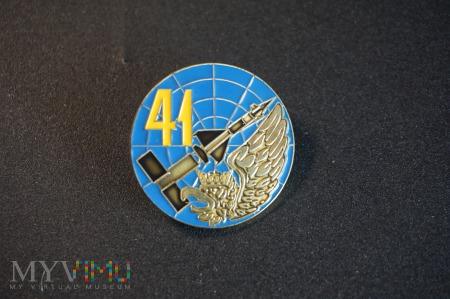 Duże zdjęcie Odznaka 41 Dywizjon Lotniczy - Mrzeżyno