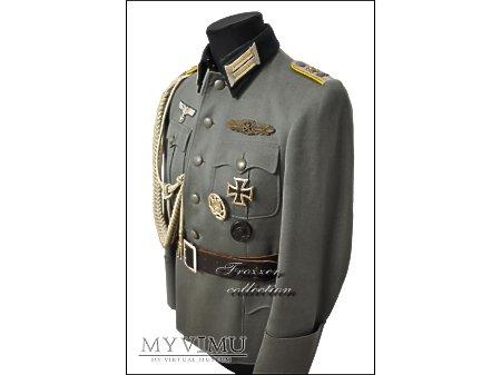 Dienstrock leutnant'a kawalerii