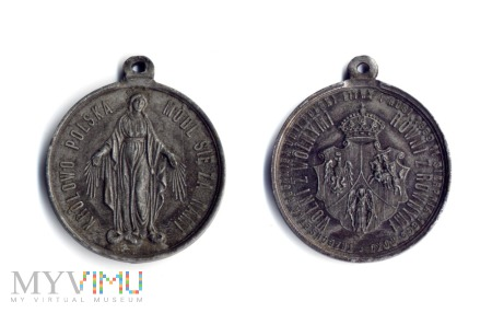 Medalik 300-lecia Unii Polski, Litwy i Rusi