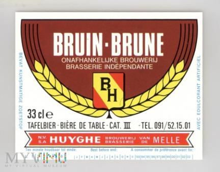 Huyghe Bruin-Brune