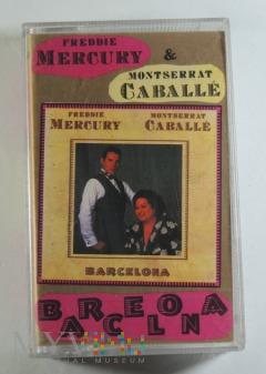 Freddie Mercury & Montserrat Caballe Barcelona
