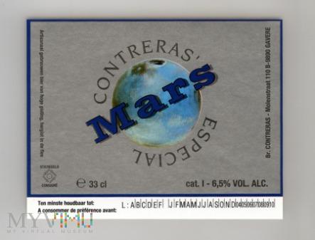 Contreras' Especial Mars