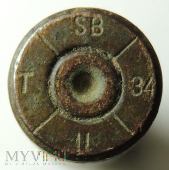 Łuska 7,92 Mauser vz. 27 (terčový) SB/34/II/T/