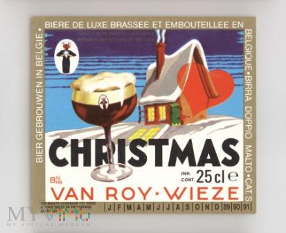 Duże zdjęcie Van Roy Christmas