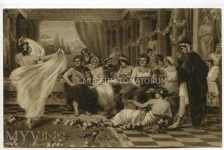 Agujari - Rzymska biesiada - I ćw. XX w.