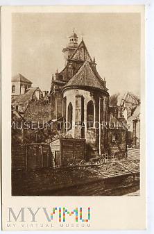 W-wa - Kościół Bernardynek - Canaletto