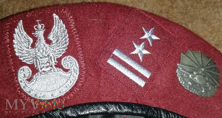 Beret popułkownika 25 Brgady Kawalerii Powietrznej