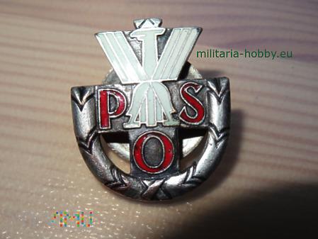 Odznaka POS srebrna