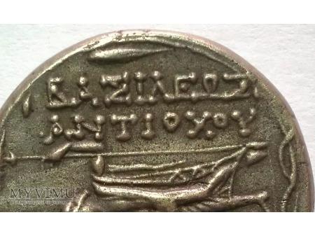 1) moneta antyczna-SYRIA.ANTIOCHOS VIII. (GRYPOS).