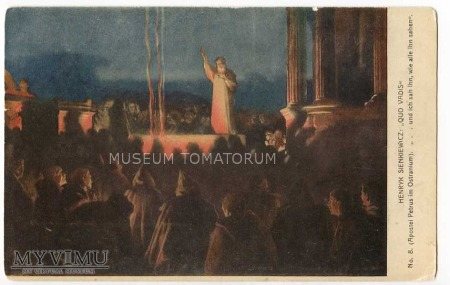 Quo Vadis - Apostoł Piotr - Stachiewicz