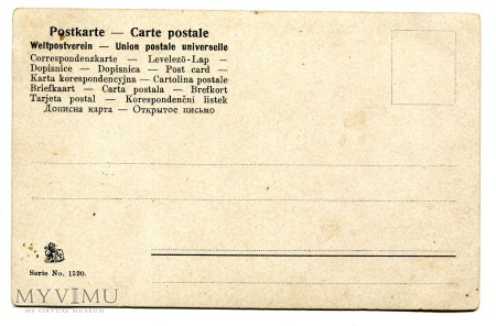 Zalotna kiełbaska - randka ponad 100 lat temu