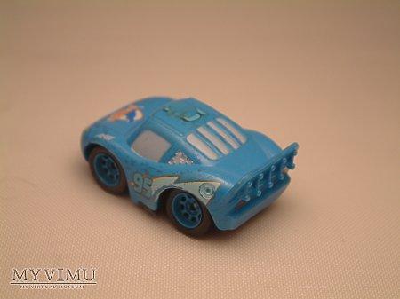 Mini Zygzak Mcqueen z filmu Cars