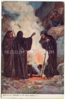 Trzy wiedźmy (Szekspir - Makbet)