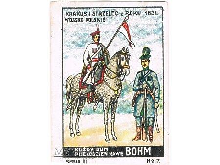 Bohm - 3x07 - Krakus i strzelec z roku 1831