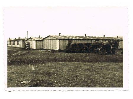 Duże zdjęcie Obóz jeniecki na Radomskiej (2)