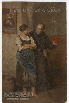 Matthias - Monk zakonnik - pokusa