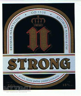 n strong