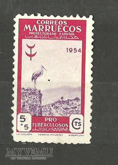 Maroko 1954